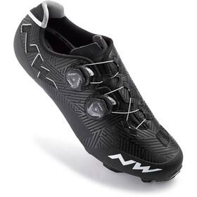 Northwave Rebel Shoes Herren black/white